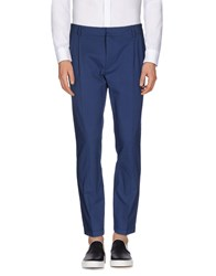 Paul And Joe Trousers Casual Trousers Men Slate Blue