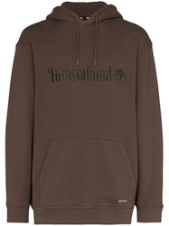 Mastermind Japan X Timberland Embroidered Cotton Hoodie 60
