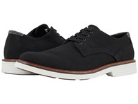 Dockers Parkway 360 Plain Toe Oxford Black Denim Shoes