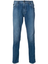 Emporio Armani Slim Fit Jeans 0941 Denim Blu