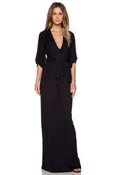 De Lacy Greece Maxi Dress Black