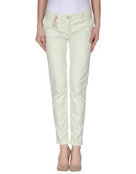 Shaft Denim Pants Light Green
