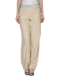 Escada Sport Casual Pants Sand