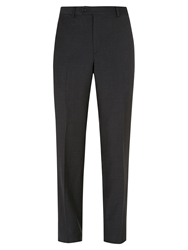 Aquascutum London Aquascutum Pick And Pick Wool Trousers