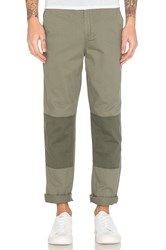 Native Youth Anderby Pant Olive