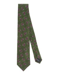 Moschino Accessories Ties Men Green