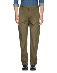 San Francisco Casual Pants Military Green