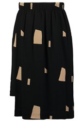 Selected Femme Sfsarah Aline Skirt Black