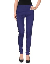 Jean Paul Gaultier Femme Trousers Casual Trousers Women Purple