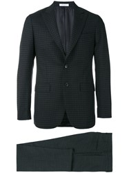 Boglioli Formal Suit Men Acetate Cupro Virgin Wool 50 Grey