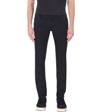 Hugo Boss Leisure Slim Fit Tapered Denim Jeans Navy