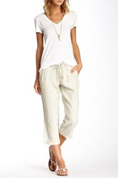 Marrakech Hermosa Cropped Pant Beige