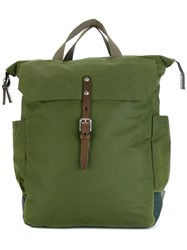Ally Capellino Ashley Backpack Green