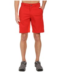 The North Face Pacific Creek 2.0 Shorts Pompeian Red Prior Season