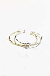 Urban Outfitters Darling Cuff Bracelet Set Gold