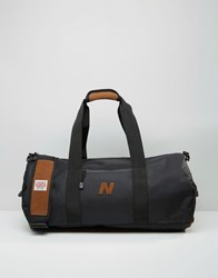 New Balance Elite Holdall In Black Black