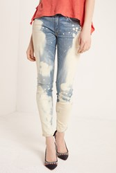 And Or Abbot Kinney Skinny Jeans Surf Punk