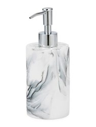 Kassatex Arabesco Injected Resin Lotion Dispenser Grey