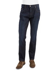 Bugatti Cotton Stretch Jeans Deep Blue