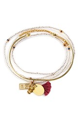 Me To We Women's Holiday Multistrand Bracelet Water