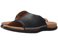 Gabor 03.705 Black Nappa Women's Sandals