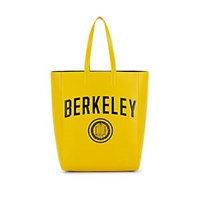 Calvin Klein 205W39nyc Berkeley Leather Tote Bag Yellow