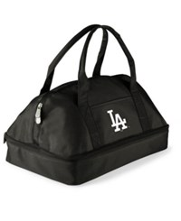 Picnic Time Los Angeles Dodgers Potluck Carrier Black
