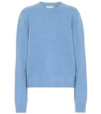 Bottega Veneta Wool Sweater Blue