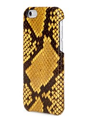 The Case Factory Python Effect Leather Iphone 6 6S Case Multicoloured
