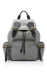 Burberry Utility Backpack Grey