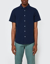 Native Youth Salcombe Shirt Navy