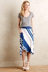 Bordeaux Summercove Maxi Skirt