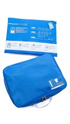 Flight 001 F1 Spacepak Clothes Bag Blue