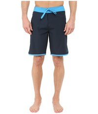 Prana High Seas Shorts Nautical Men's Swimwear Multi