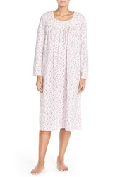 Women's Eileen West 'Florent' Floral Print Nightgown