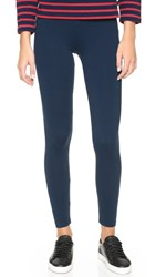 David Lerner Classic Leggings Navy