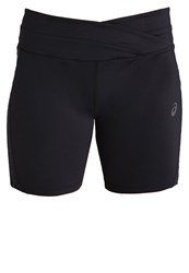 Asics Sports Shorts Picado Liteshow Black