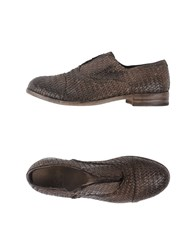 Keep Footwear Moccasins Men Dark Brown