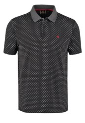 Merc Barcroft Polo Shirt Black