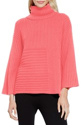 Women's Vince Camuto Ribbed Turtleneck Sweater