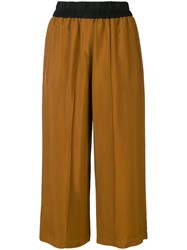 Alysi Fluir Culottes Brown