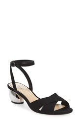 Imagine Vince Camuto By Leven Sandal Black Fabric