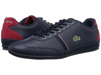 Lacoste Misano Sport 118 1 Navy Red Shoes Multi