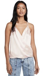 Amanda Uprichard Crossover Cami Blush