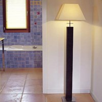 Bover Ulma Pie Floor Lamp
