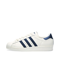 Adidas Superstar 80S Dlx Vintage White And Navy