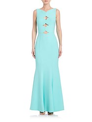 Mignon Cutout Mermaid Gown Surf