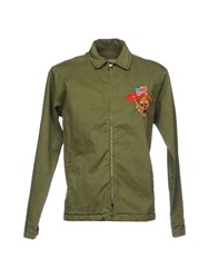 Happiness Jackets Military Green