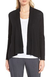 Nordstrom Women's Collection Cashmere And Linen Cardigan