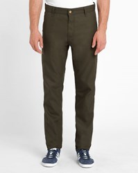 Carhartt Green Patterson Cargo Ruck Double Knee Trousers